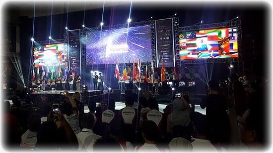 IESPA Selenggarakan Kejuaraan Dunia ke 8 di Jakarta