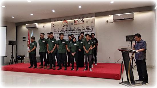 Pelantikan Kepengurusan IESPA Provinsi Kalimantan Utara